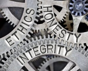 Demonstrating Honesty and Integrity – Doing the Right Thing Every Day